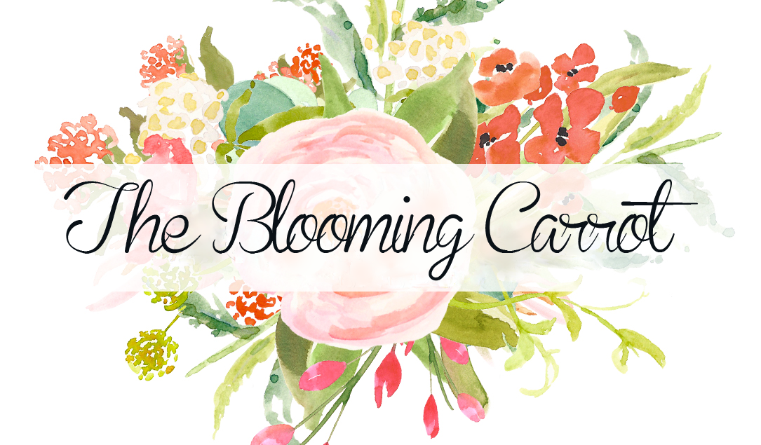 The Blooming Carrot